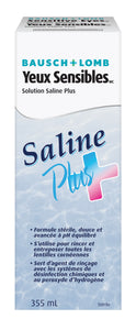 Baucsh and Lomb Saline Solution