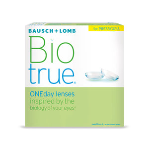 Bausch and Lomb BioTrue 1 day for Presbyopia