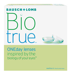 Bausch and Lomb BioTrue 1 day