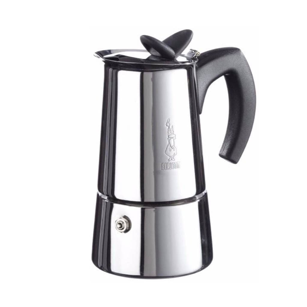Bialetti Musa induction 4 & 6 cup