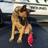 USA-K9 GRENADE REWARD TOY - BLACK MAGNUM