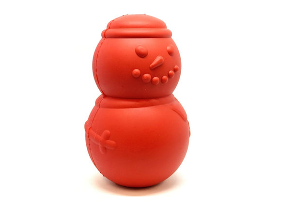 Coming Soon - Snowman Chew Toy & Treat Dispenser