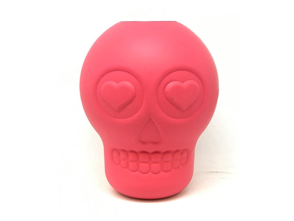 SKULL CHEW TOY - PINK