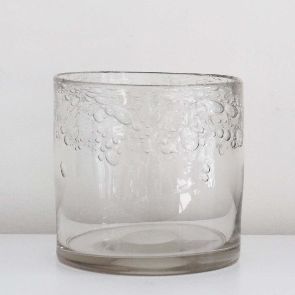 Hand Blown Glass Vase - Abode Bazaar
