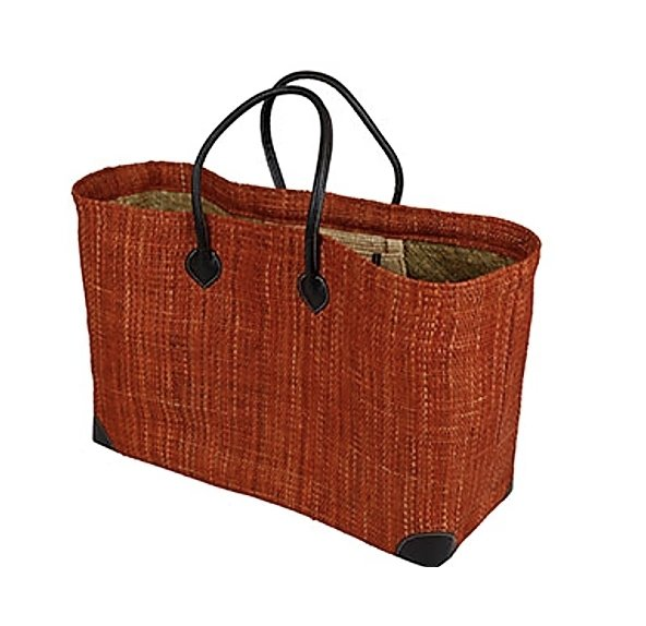 Jute Beach Bag - Abode Bazaar