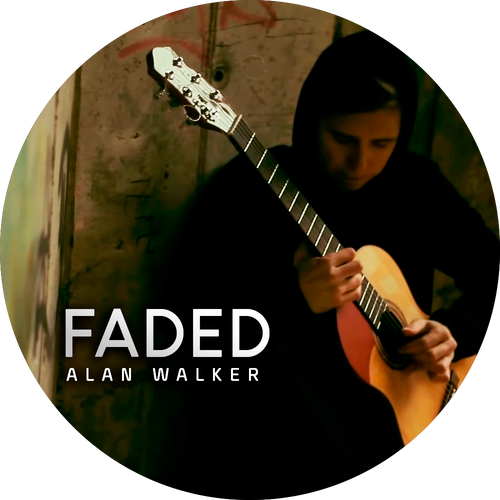 "Guitar Tab - Alan Walker - ""Faded"""