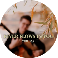 "Load image into Gallery viewer, Guitar Tab - Yiruma -""River Flows in You"""