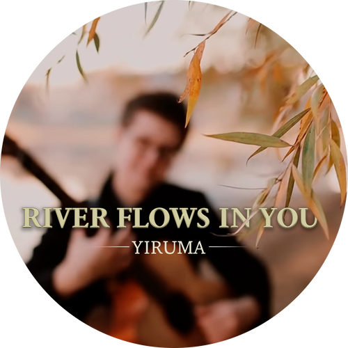 "Guitar Tab - Yiruma -""River Flows in You"""