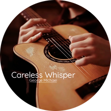 "Load image into Gallery viewer, Guitar Tab - George Michael - ""Careless Whisper"""
