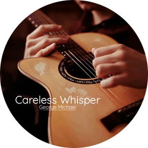 "Guitar Tab - George Michael - ""Careless Whisper"""