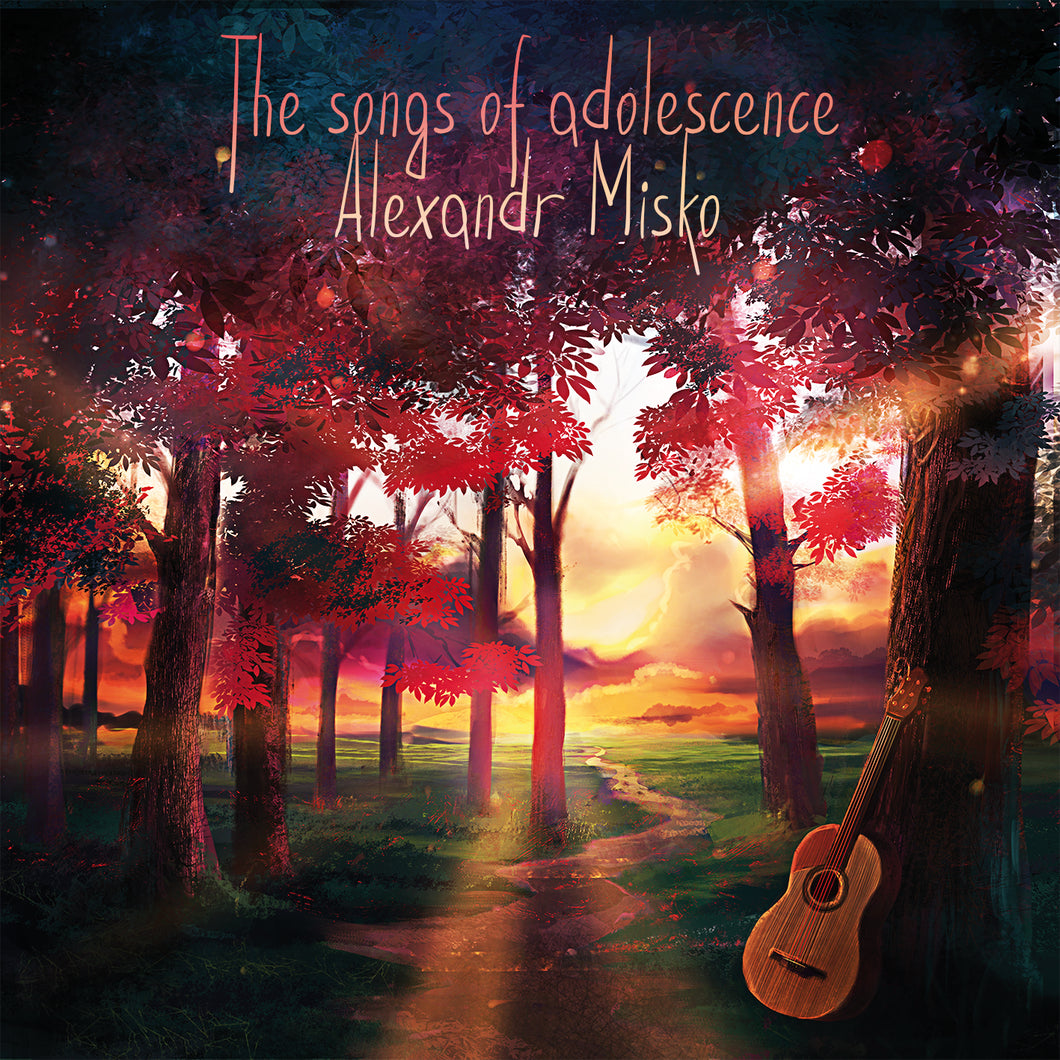 THE SONGS OF ADOLESCENCE (DIGITAL/CD)