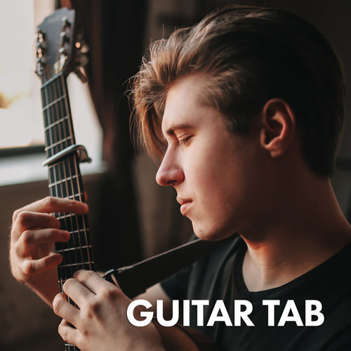 "Guitar Tab - Alexandr Misko - ""Guitar + Pen Tapping Song"""