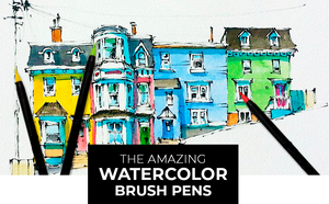 WaterX Color Pens