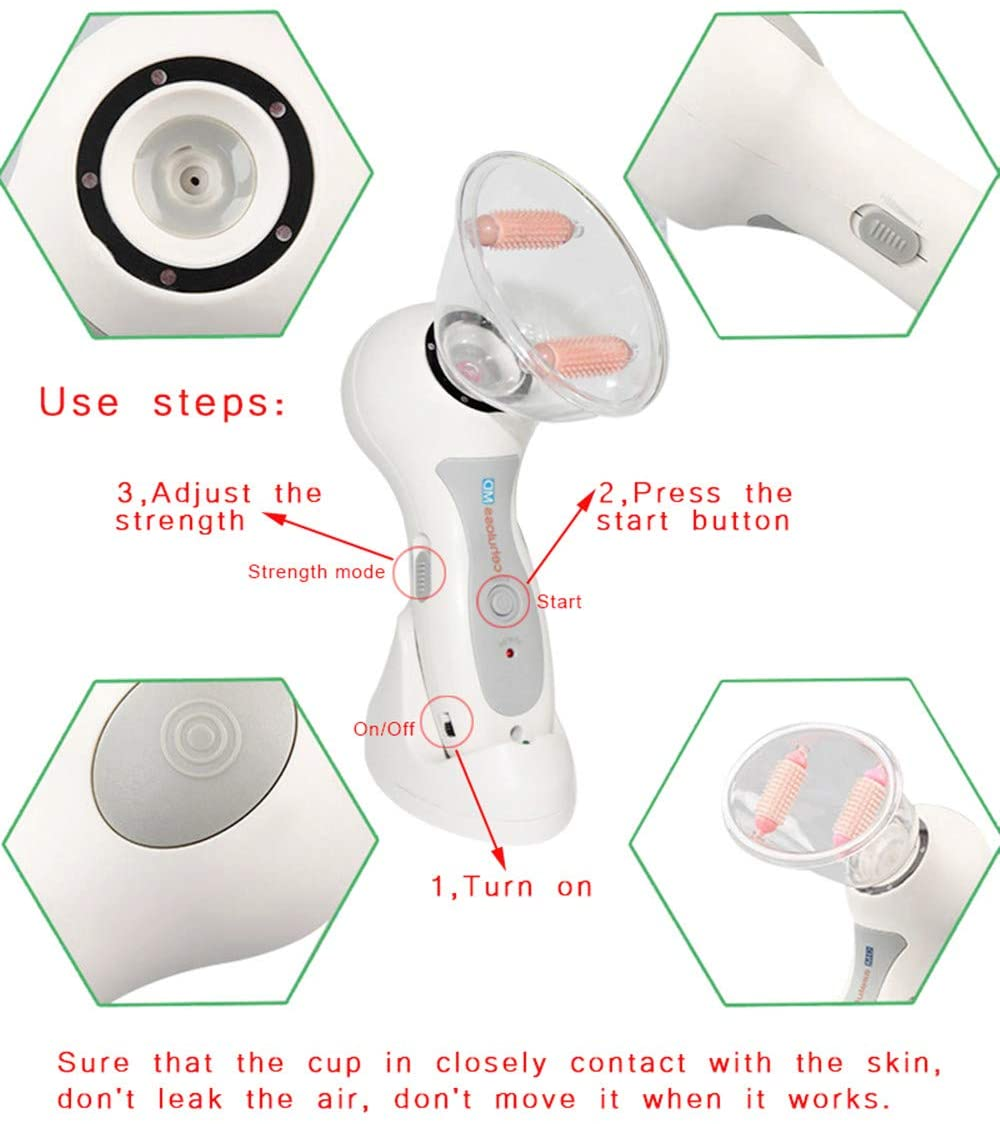 POWERFUL CELLULITE REDUCER PORTABLE DEVICE
