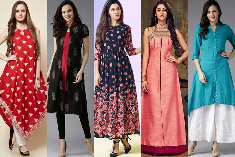 Types Of Kurti Designs