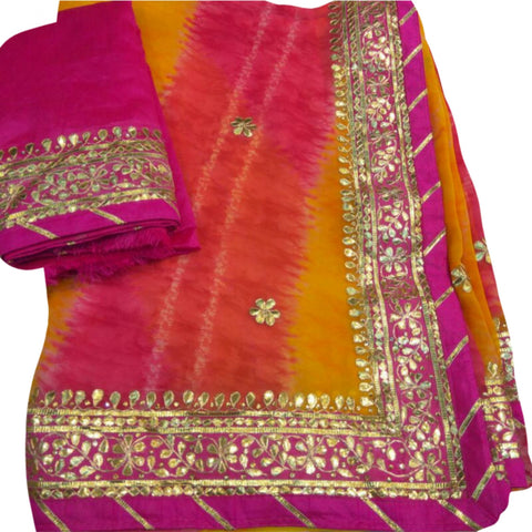 Importance of rajasthani sarees