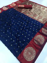 Load image into Gallery viewer, Soft Silk Pattu Sarees