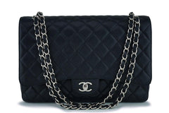 Chanel Black Caviar Maxi