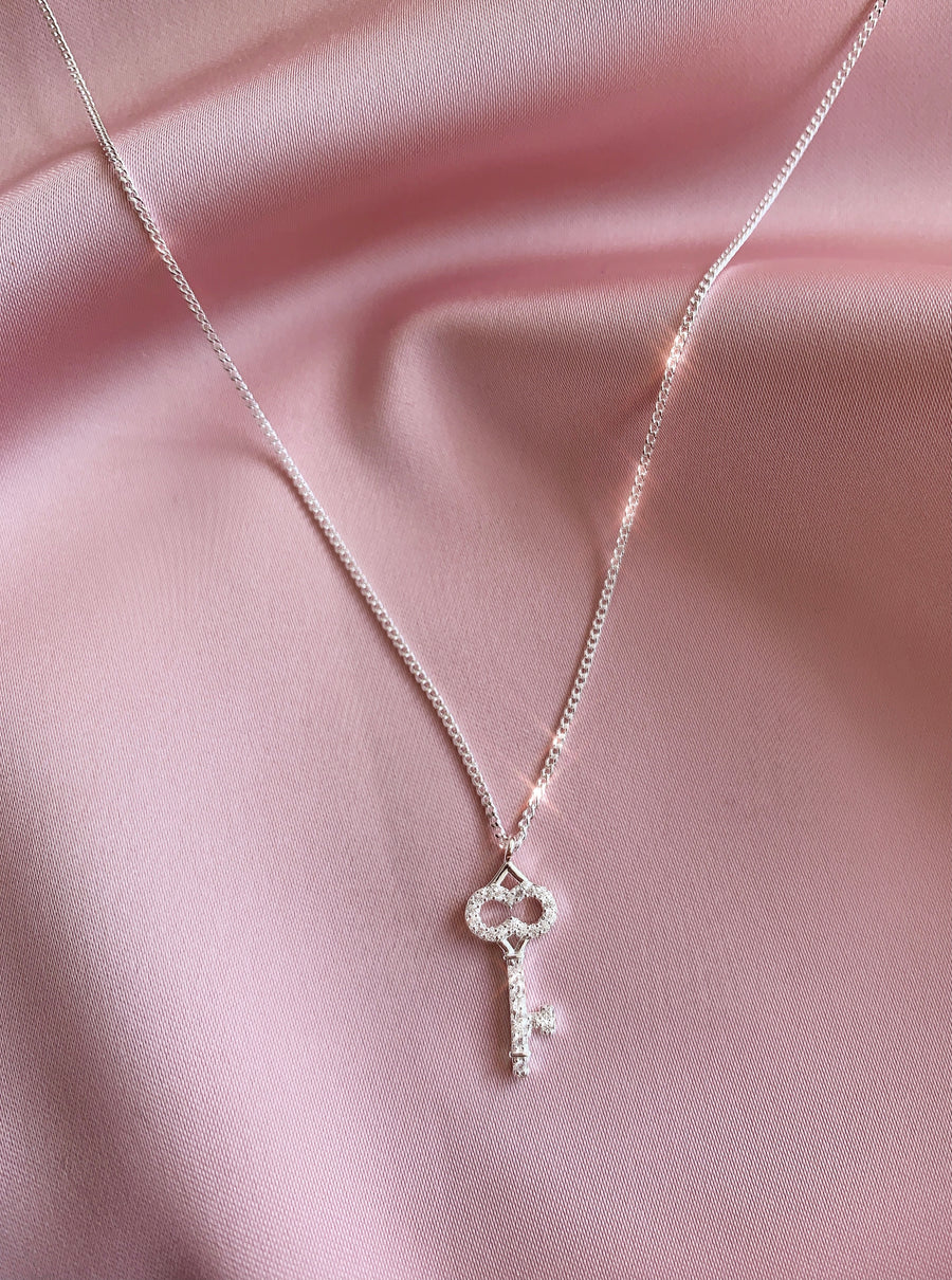 BABY KEY NECKLACE