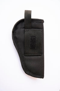 Kohroo Tactictal Universal holster for Semi-Automatic, full velcro  hook & loop backing. Hang on safe doors