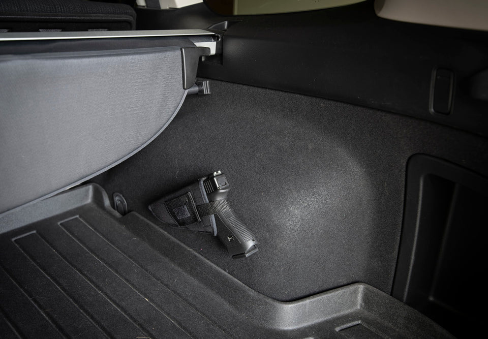 Kohroo Tactical gun holster hang in your car, trunk, hatchback