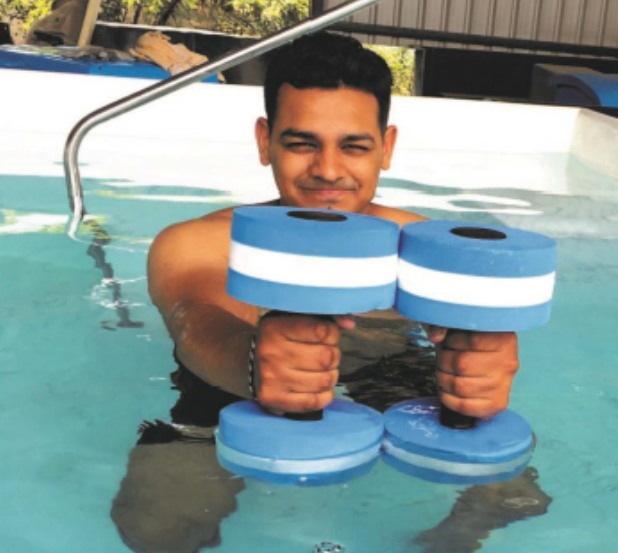 Aqua Workout Accessories