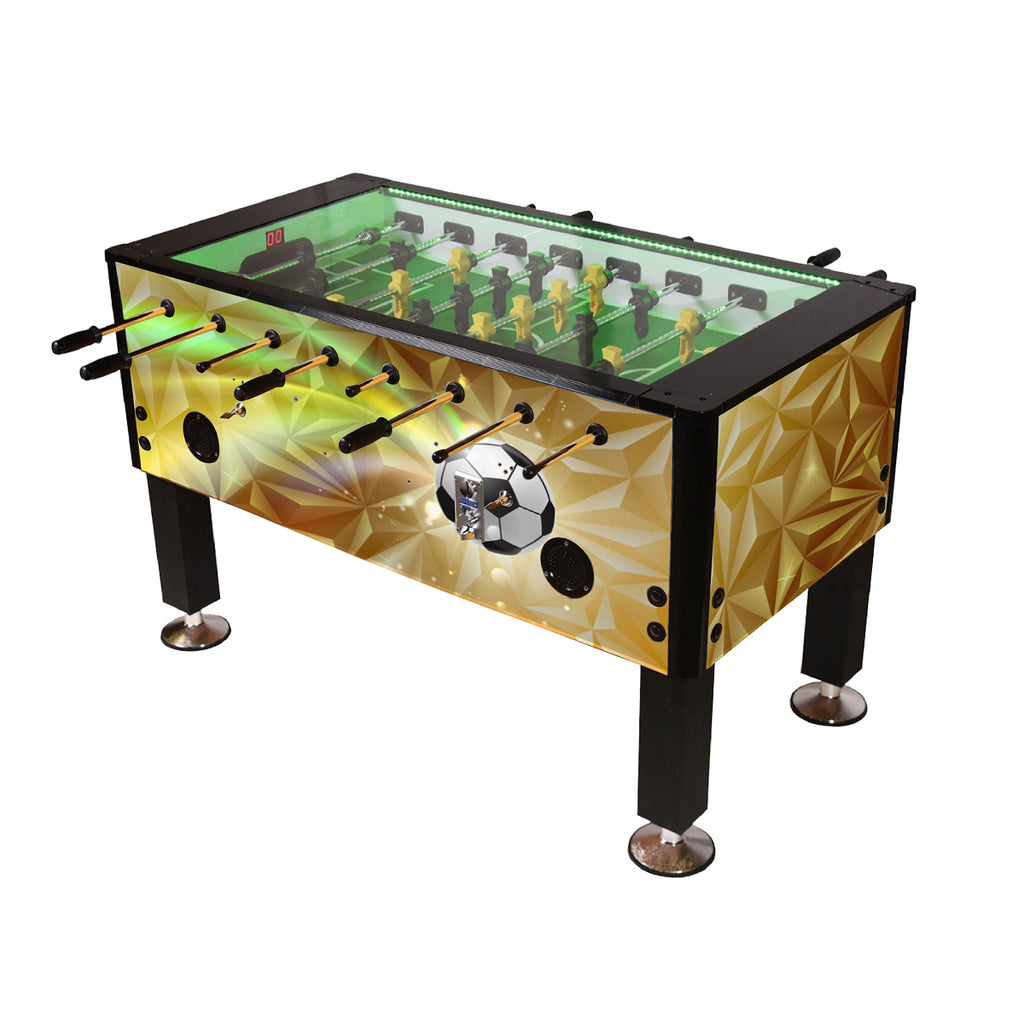 Automatic Foosball Soccer Table