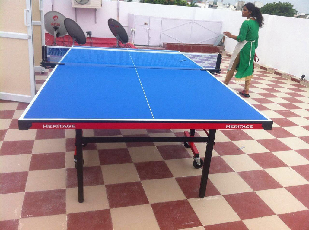 Table Tennis Table ( With & Without Wheels )