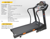 Treadmill | 120 Kg Capacity | 15% Auto Incline
