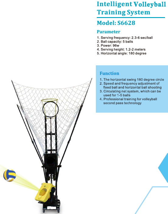 Volleyball Training System ( S6638 )