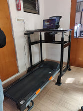Load image into Gallery viewer, Under Desk Treadmill ( with standing desk)