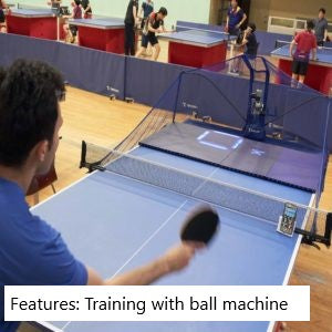 Interactive TT Training Equipment