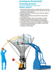 Basketball Ball Throwing Machine