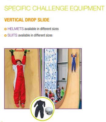 Climbing Wall - Other Equipment's