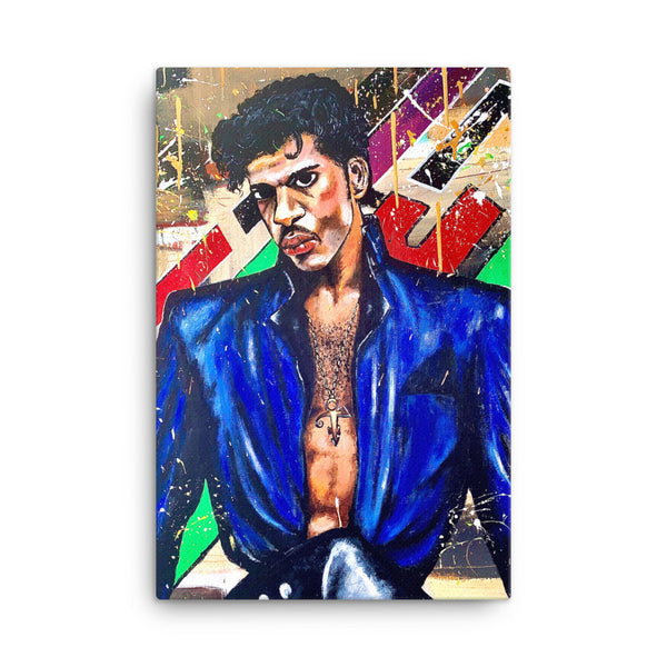 Prince Abstract Canvas : Sublime - PREMIUM FATURE