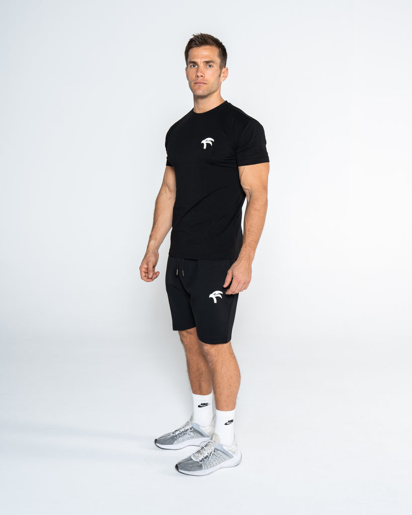 CORE SHORTS BLACK