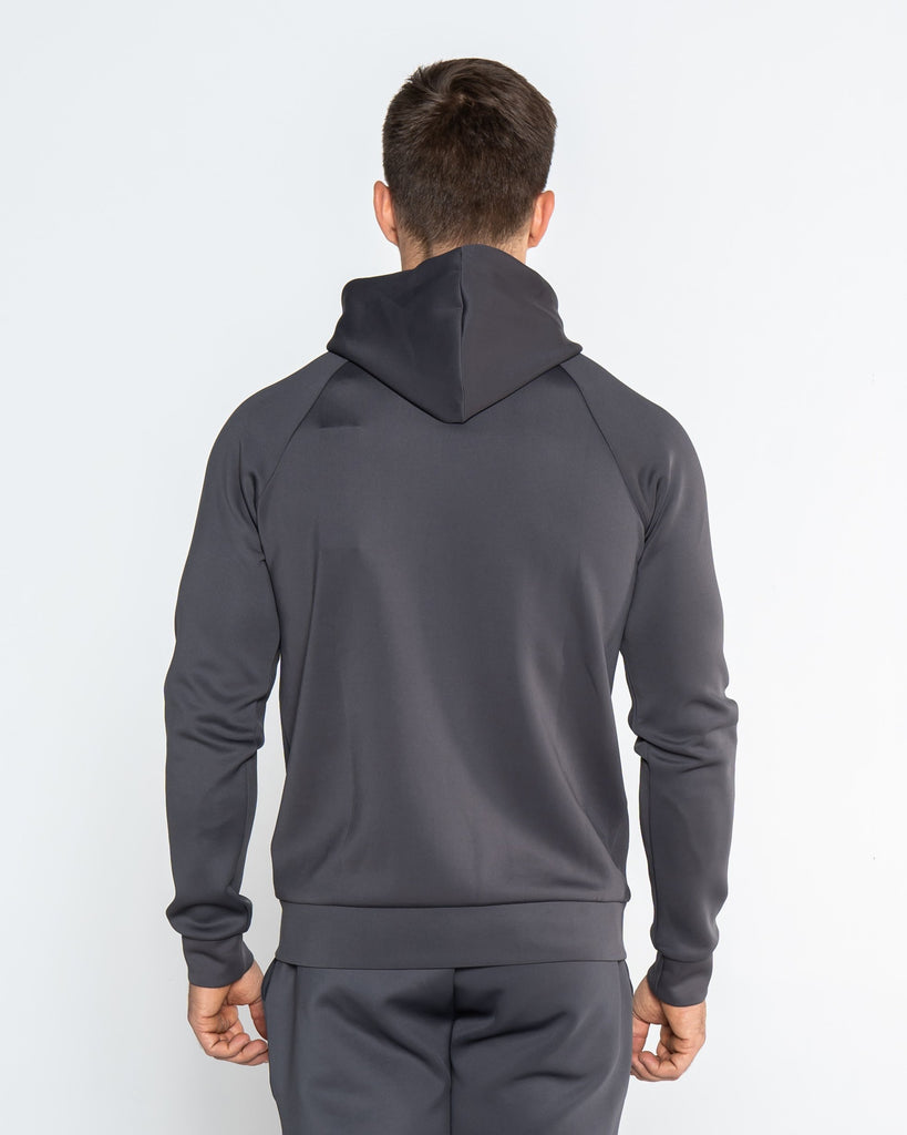 CORE HOODY GREY