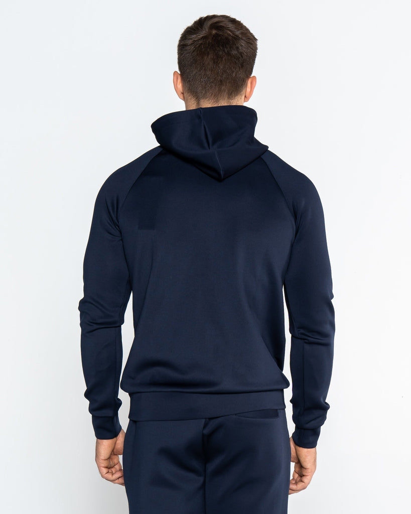 CORE HOODY BLUE