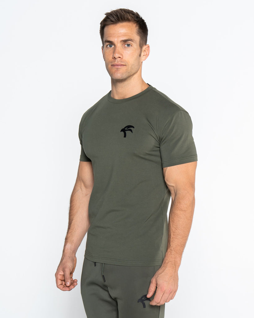 CORE FALCON TEE - GREEN