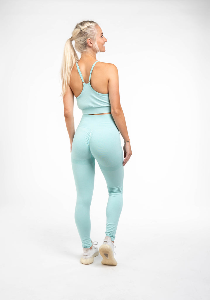Glow Leggings - Peppermint