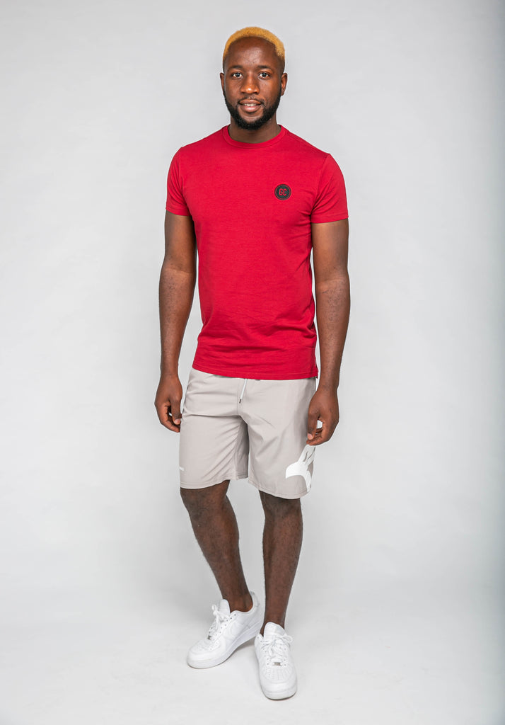 Bold Tee - Red