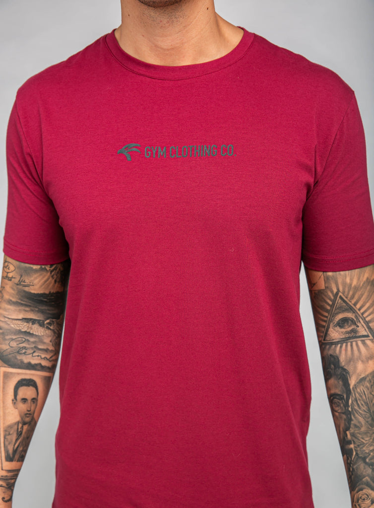 Focus Tee - Red