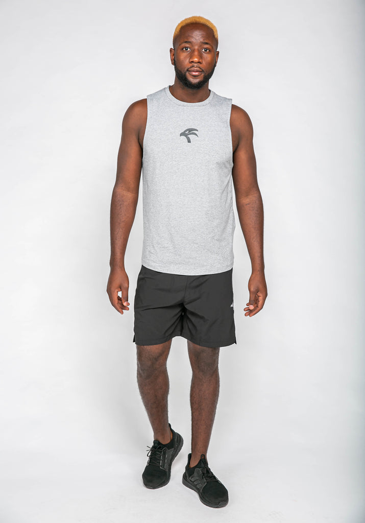 Flex Sleeveless - Grey