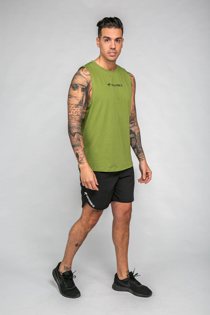 Focus Sleeveless - Green