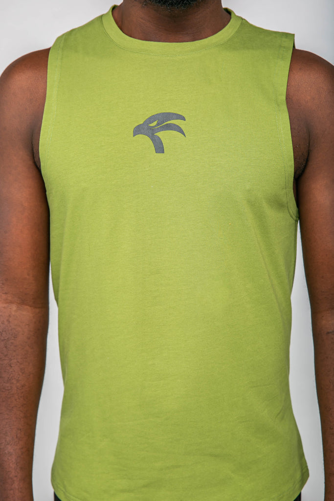 Flex Sleeveless - Green