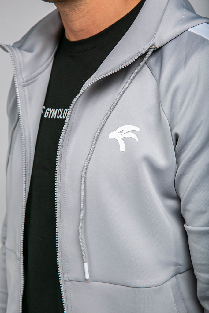 Breeze Jacket - Silver Grey