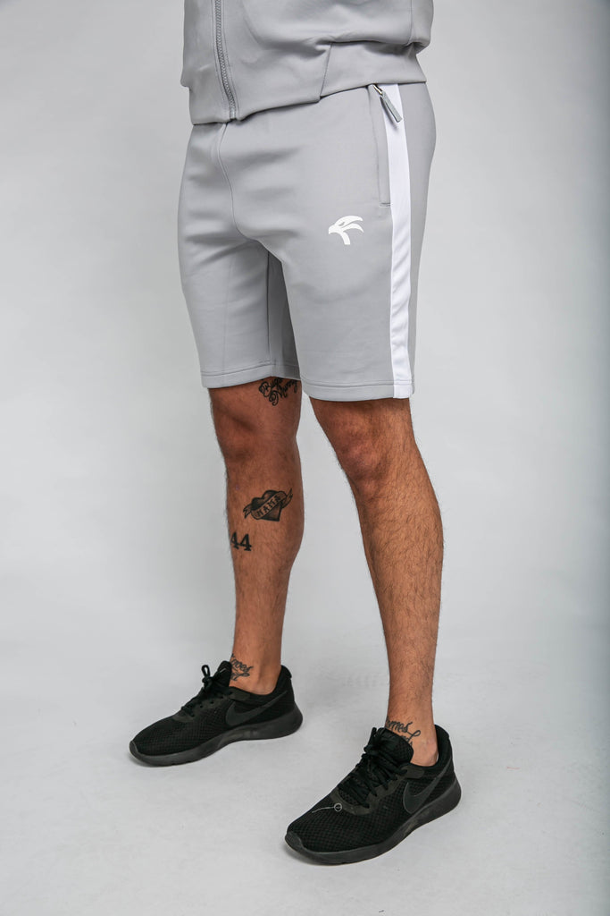 Breeze Shorts - Silver Grey