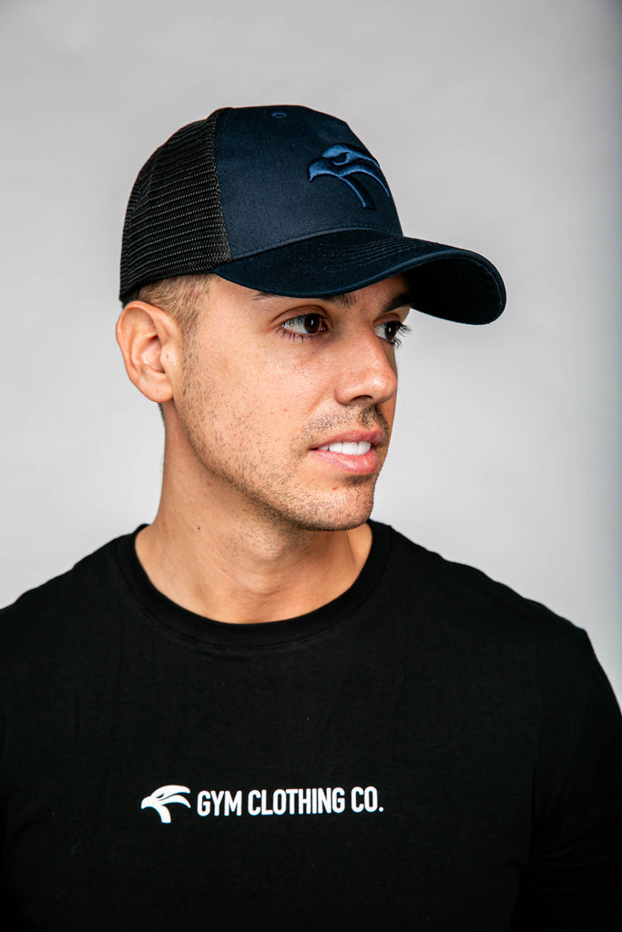 Origin Trucker Cap - Navy