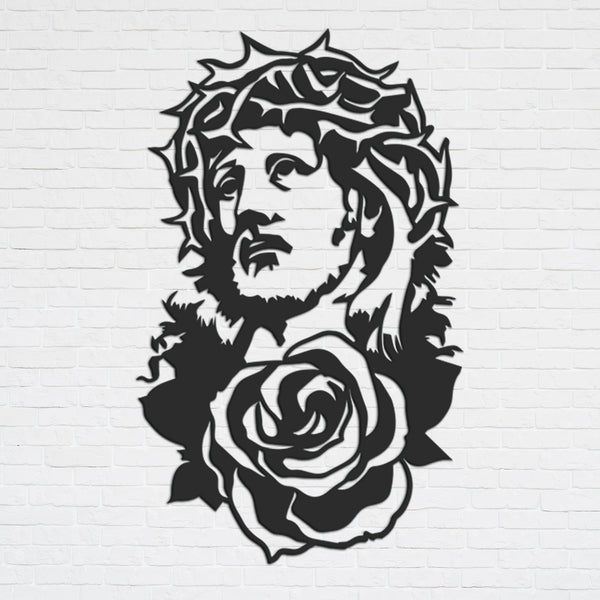 Jesus - Metal Wall Art