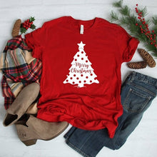 Load image into Gallery viewer, Merry Christmas T Shirt